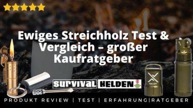 Ewiges Streichholz Test & Vergleich – großer Kaufratgeber & Erfahrung 2020_2