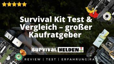 Survival Kit Test & Vergleich – großer Kaufratgeber & Erfahrung 2020 _3