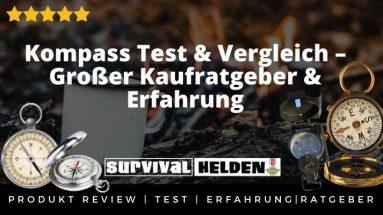Kompass Test & Vergleich – Großer Kaufratgeber & Erfahrung 2020