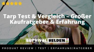 Tarp Test & Vergleich - Großer Kaufratgeber & Erfahrung 2021_3