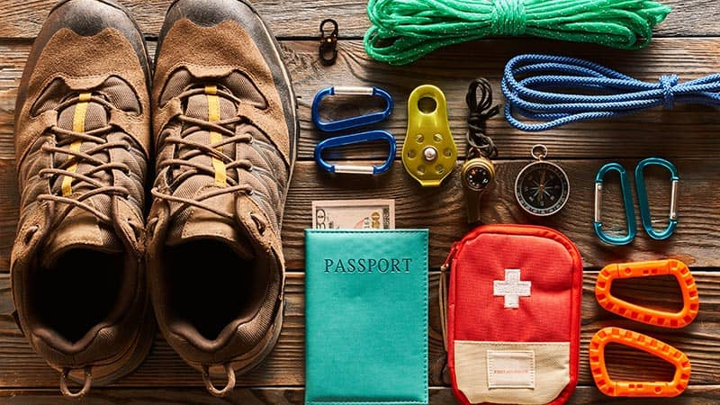 Was muss man in einer Survival Tasche alles haben?