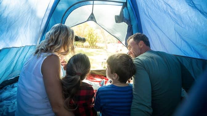 Outdoor Familienzelt Test & Vergleich – Großer Kaufratgeber
