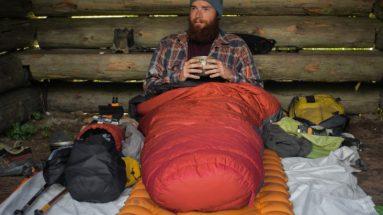 Outdoorschlafsack - Test & Vergleich - großer Kaufratgeber