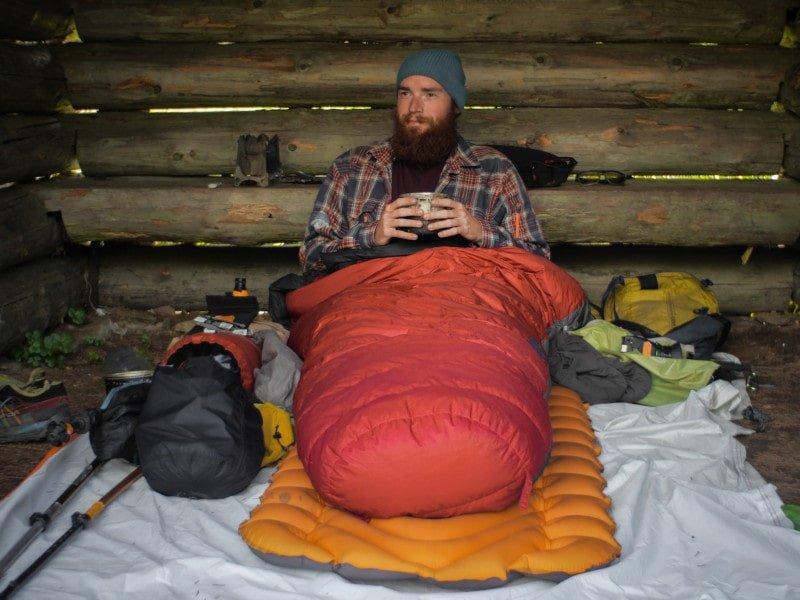 Outdoor Schlafsack Test & Vergleich – großer Kaufratgeber